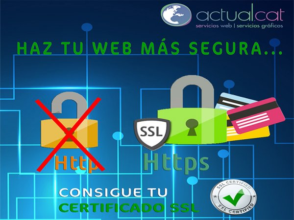 Google marcara como no seguras webs sin HTTPS