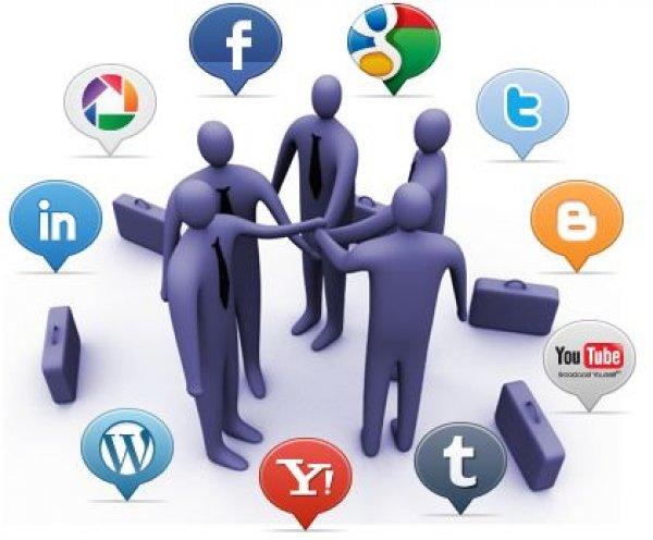 Ventajas Redes Sociales