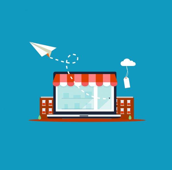 Una quinta parte de las ventas de los retailers son online