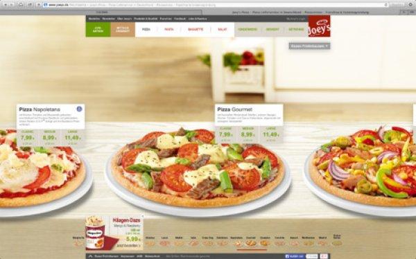 La ultima tendencia en diseño web; el Scrool horizontal.
