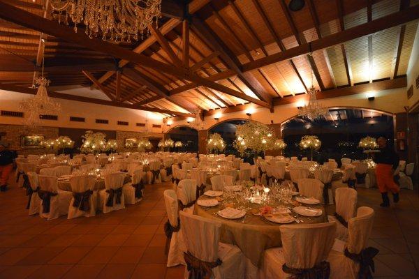 5 consejos para organizar las mesas del banquete de boda