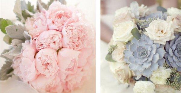 Rosa Cuarzo y Azul Serenity, los colores del año