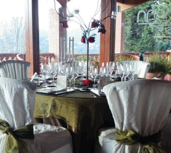Estilos de mesa para la boda