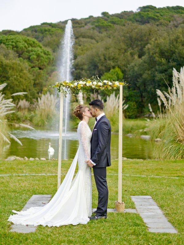 Decoradora de espacios y detalles de boda