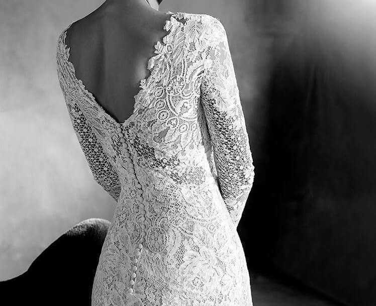 ¿Qué tendencias podemos ver en vestidos de novia para este gran año nupcial?