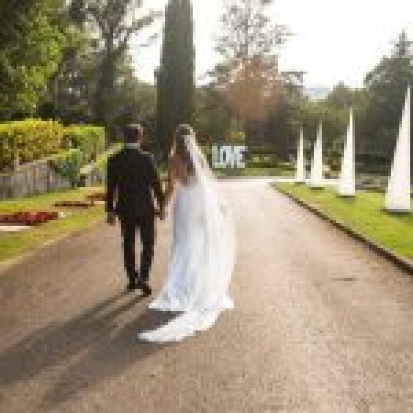 Una boda a través de la mirada de David Pla