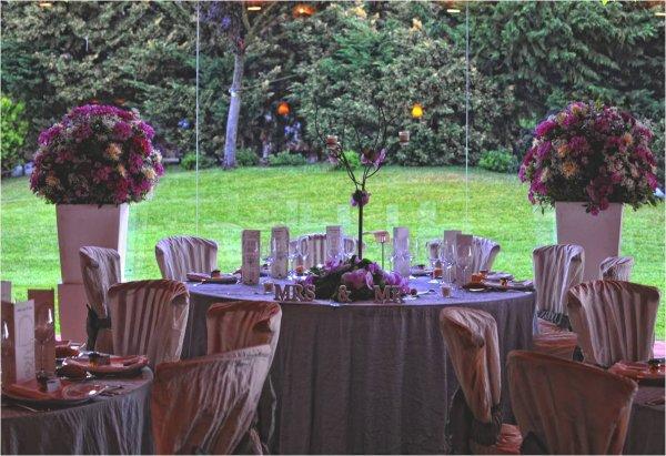 Te imaginas tu boda de color rosa en Barcelona?