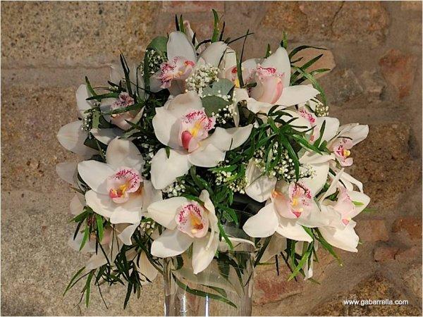 ¡Decora tu boda con orquídeas!