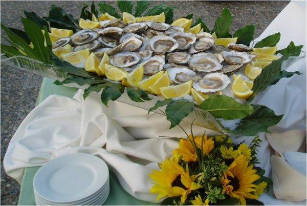 ¡Dale un toque selecto a tu aperitivo sirviendo Ostras!