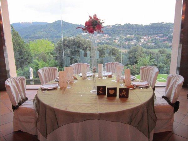 ¿Cómo debe ser la mesa presidencial en mi boda?