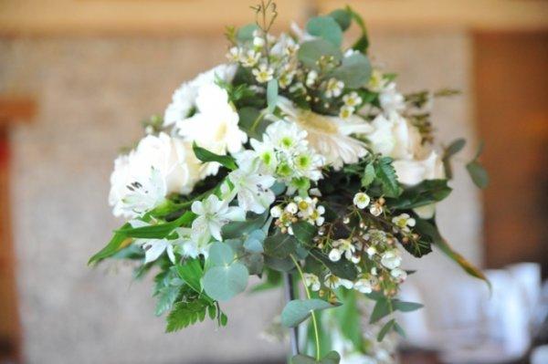 ¿Cómo elegir la decoración floral el día de nuestra boda?