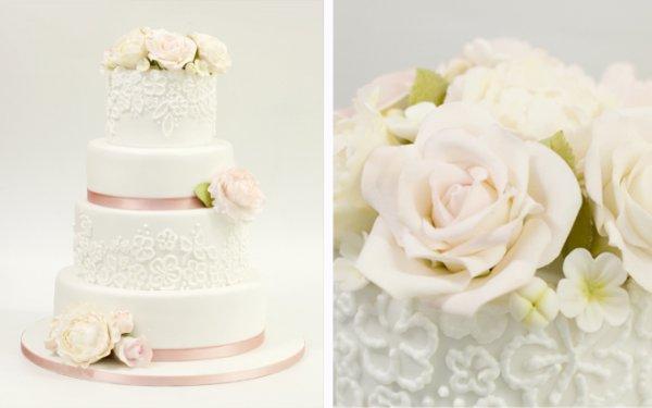 Ideas para tu pastel de boda