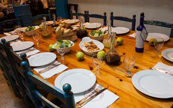 Estàs pensant en organitzar un dinar o un sopar pel teu grup?