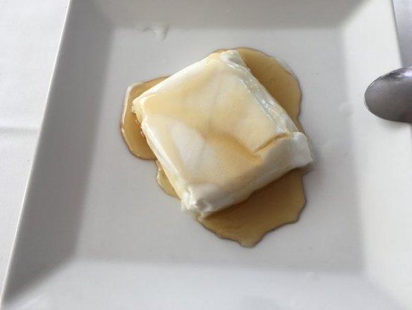El Recuit de Drap de Fonteta amb mel.