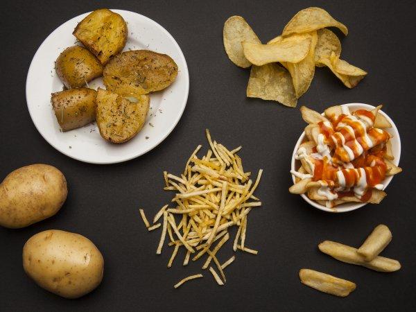 La patata. Salut i nutrició.