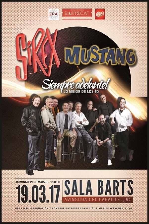 Sala Barts Sirex-Mustang