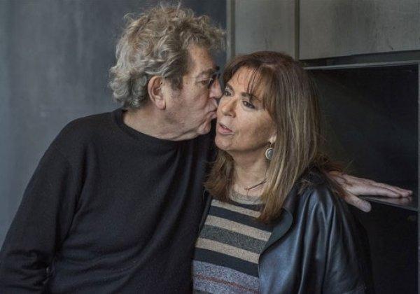 María del Mar Bonet y Quico Pi de la Serra en Cabrils