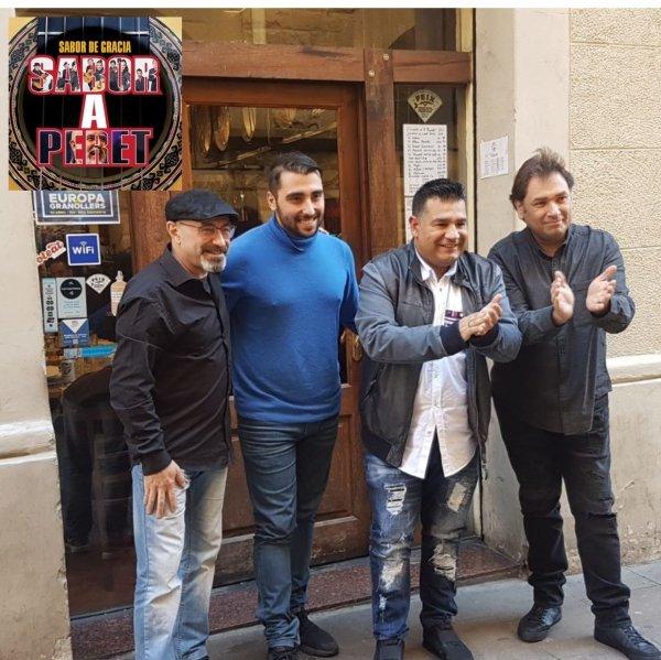 Sabor de Gàcia Presentación del nuevo disco 'Sabor de Peret'