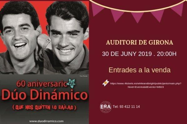 Dúo Dinámico Auditori de Girona
