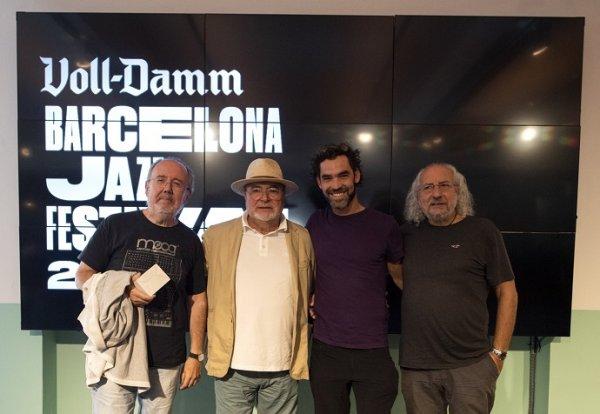 Pegasus al Voll-Damm  Barcelona Jazz Festival
