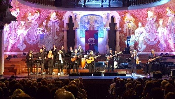 Sabor de Gràcia 25 Aniversario Palau de la Música