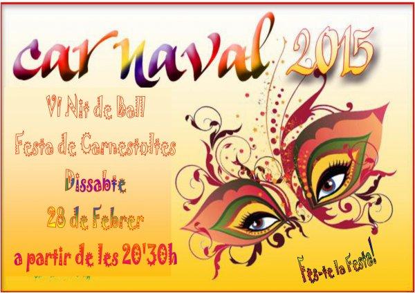 VI Festa de Balls de Saló. Nit de Carnaval
