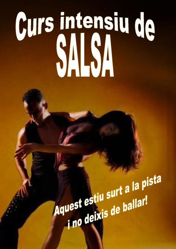 Curso Intensivo de Salsa y Bachata
