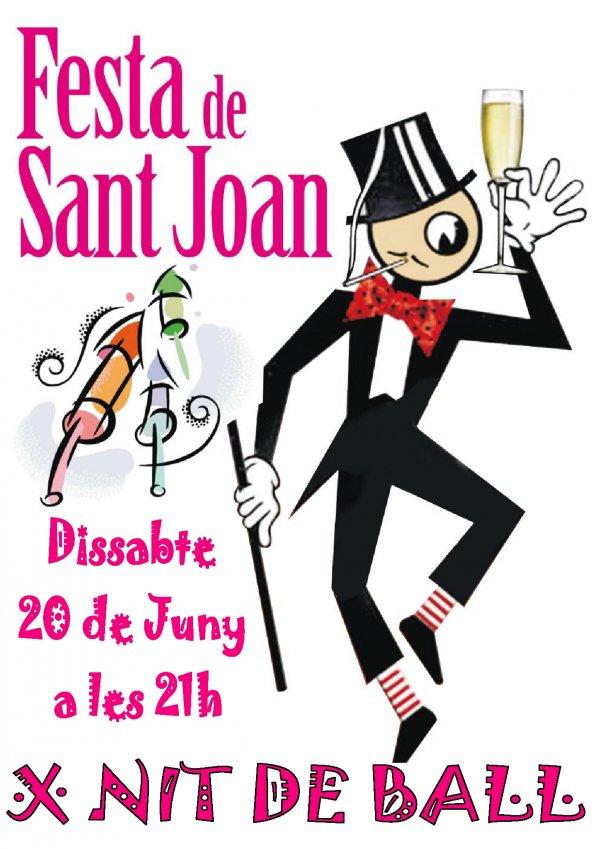 X Fiesta de Bailes de Salón. Fiesta de San Juan
