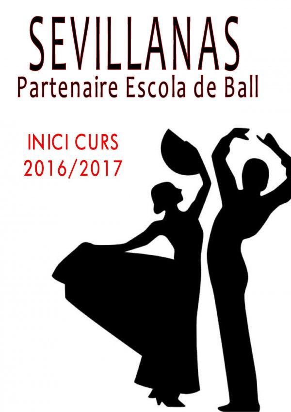 Nous cursos de Sevillanes. Octubre 2016