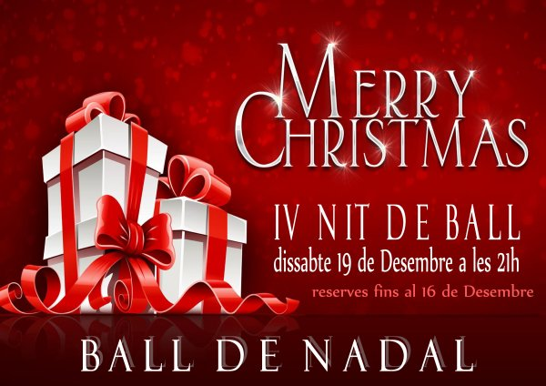 IV Nit de Ball de Saló. Gran Ball de Nadal