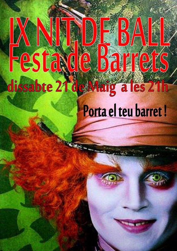 IX Fiesta de Bailes de Salón. Noche de los Sombreros