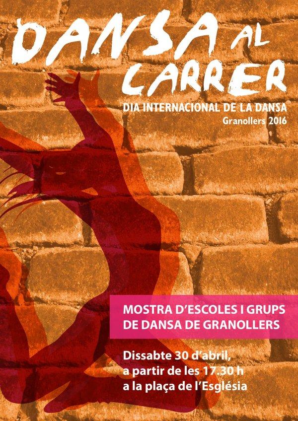 Dia de la Danza 2016 en Granollers