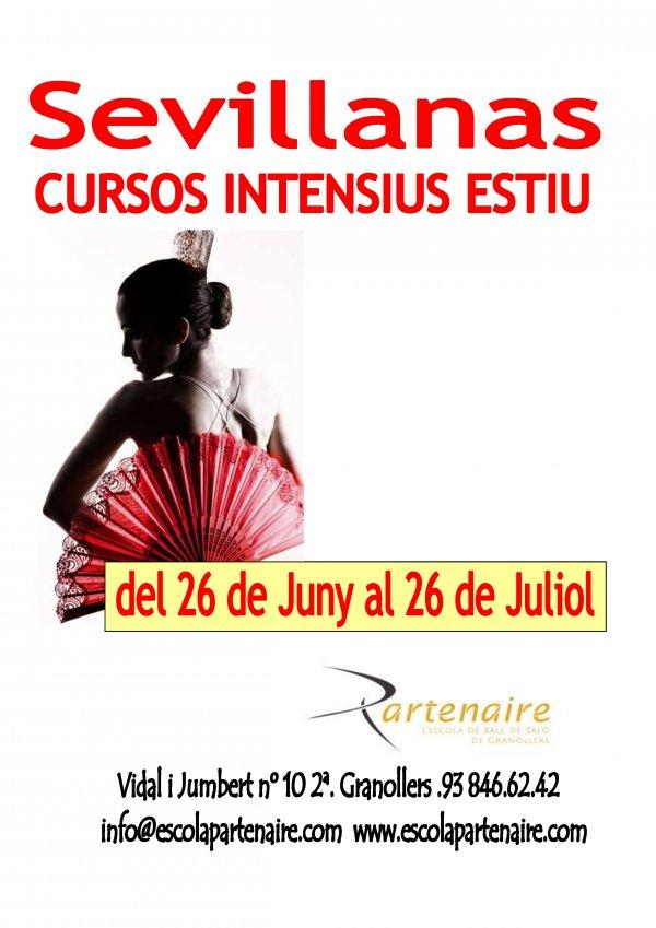 Curs Intensiu de Sevillanes.