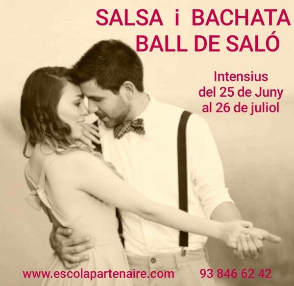 Curs intensiu Salsa i Bachata