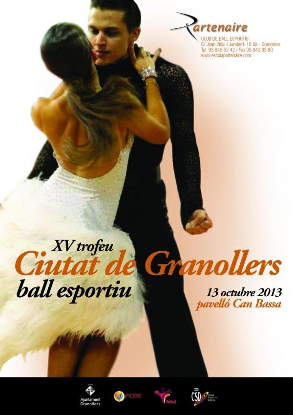XV Trofeu Ciutat de Granollers de Ball Esportiu