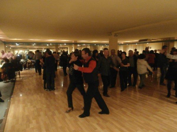 Gran éxito de la fiesta de Bailes de Salón