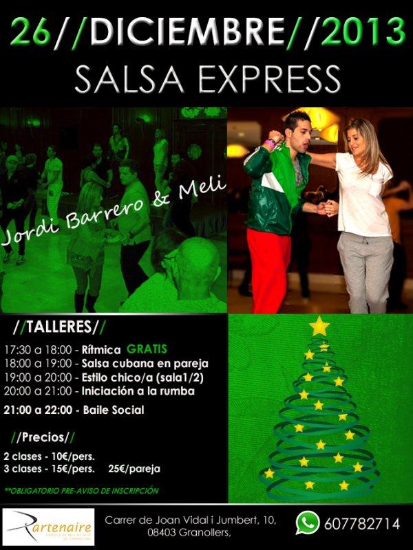 Talleres intensivos de Salsa con Jordi y Meli