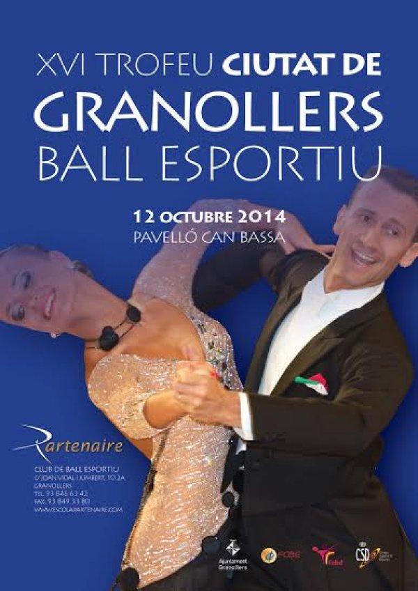XVI Trofeo Ciutat de Granollers de Baile Deportivo