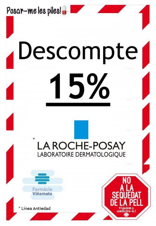 Promocions Setembre Roche Posay