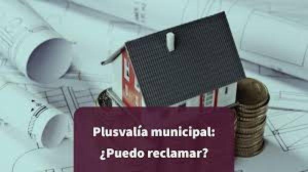 Qui n y c mo se puede reclamar la plusval a municipal for Clausula suelo quien puede reclamar