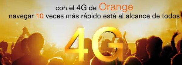 Ja tenim aqui la nova cobertura 4G de ORANGE                                                destacat