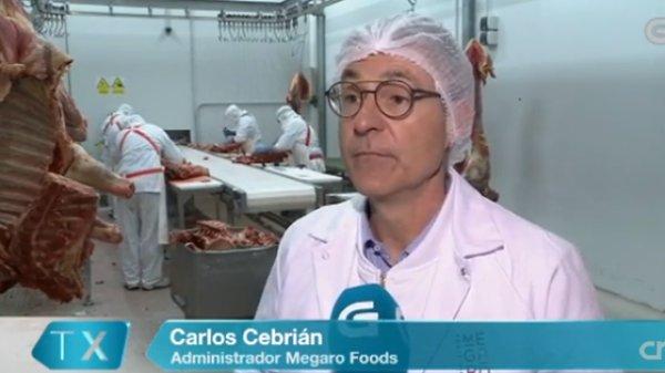 Reportaje en Televisión de Galicia