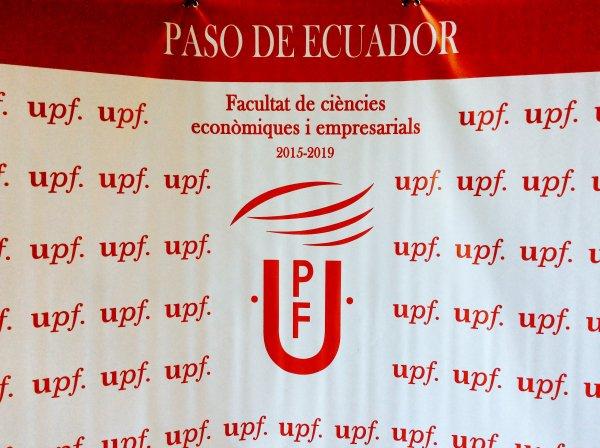 UPF Un paso de Ecuador excepcional