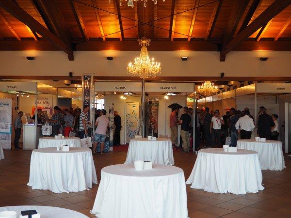 La empresa Conmasa Grup conf�a en Sant LLe� Events la 9� FIRA FESTA