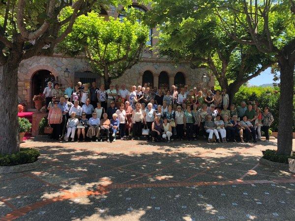 Viajes Samblas: �Casals d�avis de Sant Antoni de Vilamajor�