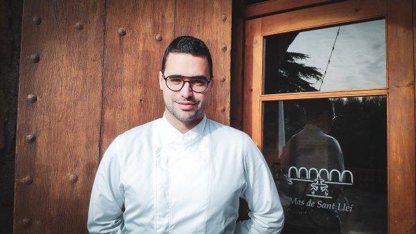 Jordi Plancheria, Chef Ejecutivo del grupo Sant LLe�