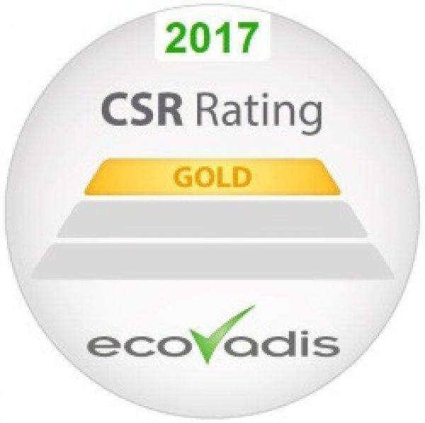 Ricoh obté la qualificació més alta en l'estudi global de proveïdors EcoVadis