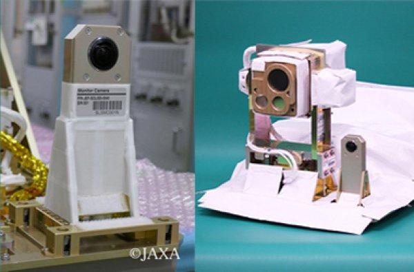 JAXA i Ricoh llancen a l'espai la càmera 360º més petita del món