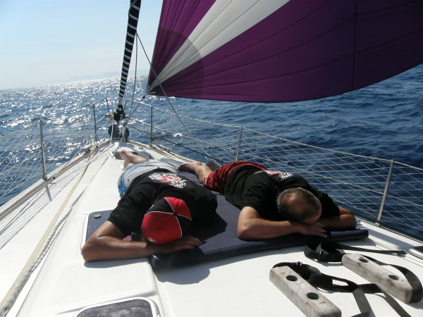 Navegación, baños, gastronomía y relax.   ¿Tienes un plan mejor?.