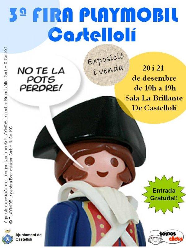 Feria Playmobil Castelloli 2014
